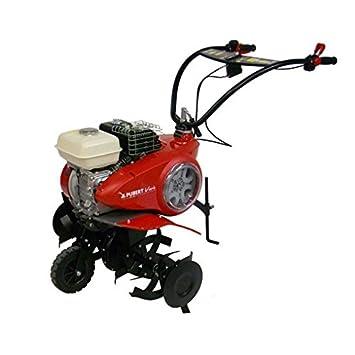 Pubert Vario - bineuse motobêche térmica - Motor Honda GX Pro 160 cm³: Amazon.es: Jardín