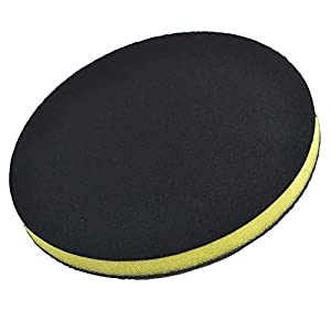 "Clay Bar Pad, AutoCare 6"" Fine Grade Clay Pad for Polisher Clay Disc Clay Bar Wipe Foam Pad DA Polisher Pad for Car Detailing, Novel Detailing Tool Detailing Kit, Creative Gift -- 1 pack"