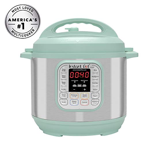 Instant Pot Duo 6 Qt 7-in-1 Multi-Use Programmable Cooker Only $59.99 (3 Colors) **Today Only**