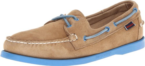 (Sebago Men's Docksides Oxford,Milkshake,8.5 M US)