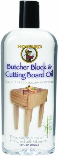 howard-bbb012-cutting-board-oil-12-ounce