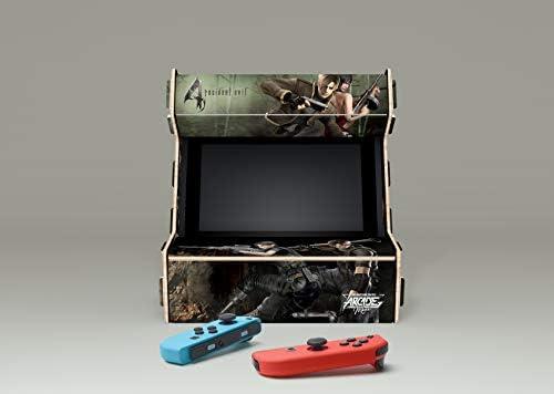 Meridiem Games - Resident Evil Arcade Mini (Nintendo Switch): Amazon.es: Videojuegos