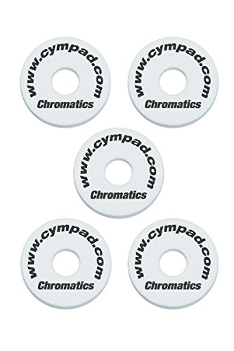 Cympad CS15/5-W Chromatics Set 40/15mm, White
