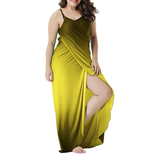 Sun Bathing Bath Fashionable Suit Towel Wrap Protective Dresses Zhuhaitf Cover up Colorful Ladies Yellow Long f8SBx