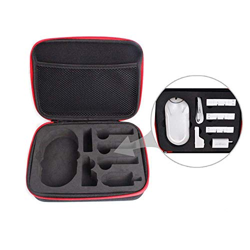Rantow Doddy Waterproof Carrying Case Box Storage Bag Compatible with ZEROTECH Doddy Mini Selfie Pocket Drone Suitcase Hand Bag, Stock Dobby + 3 Batteries + Charger + Data Cable