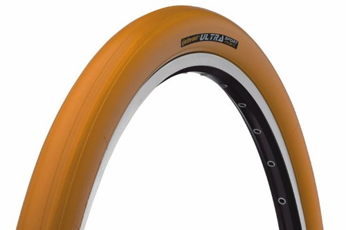 Continental Ultra Sport Home Trainer Folding Bicycle Tire (26x1.75, Folding, (Continental Trainer)