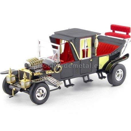 (Autoworld AW233 George Barris Munsters Koach 1/18 Diecast Model Car)