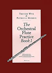 The Orchestral Flute Practice: Book 1, with Practice Notes, Technical Information and the Standard Orchestral Extracts