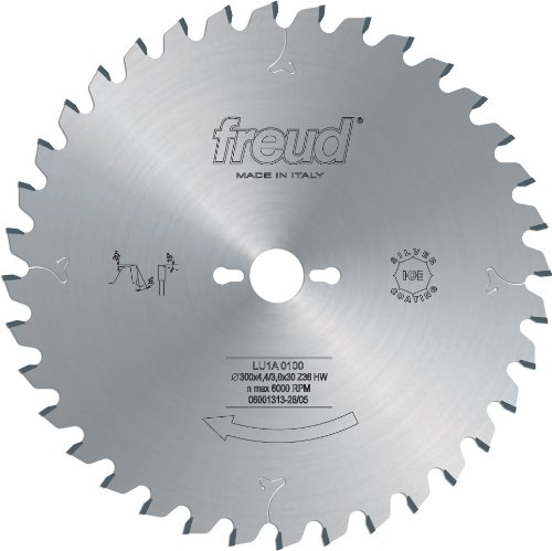 Freud LU1A05 500mm 60 Tooth Carbide Tipped Blade for Radial and Pendulum Machines Suitable for Crosscutting by Freud