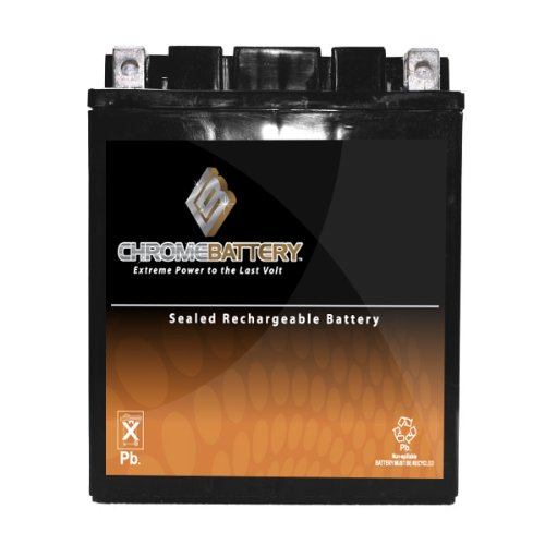 YTX14AH-BS ATV Battery for Polaris 500cc All Models Excl. Predator 2003