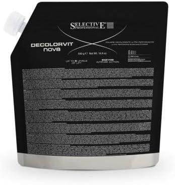 SELECTIVE Decolorvit Nova - Polvo decolorante, 500 g