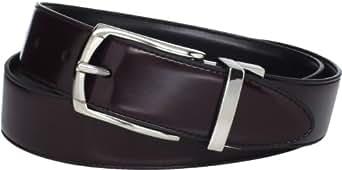 Geoffrey Beene Men's Glazed Reversible Belt