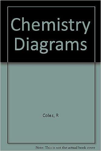 Chemistry Diagrams R Coles Amazon Books