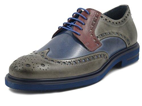 à Chaussures OSVALDO Lacets Ville Homme de Pour PERICOLI qfwOwIxCR