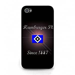 Personality Hamburger Sportverein Back Case Compatible for Iphone 4/4s HSV