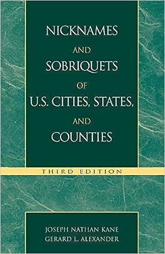 6ea370d5552bc Nicknames and Sobriquets of U.S. Cities