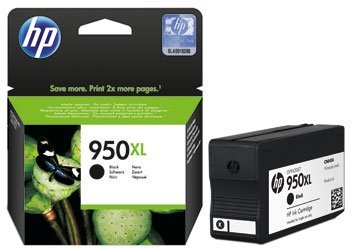 HP 950XL Black Ink Cartridge CN045AN