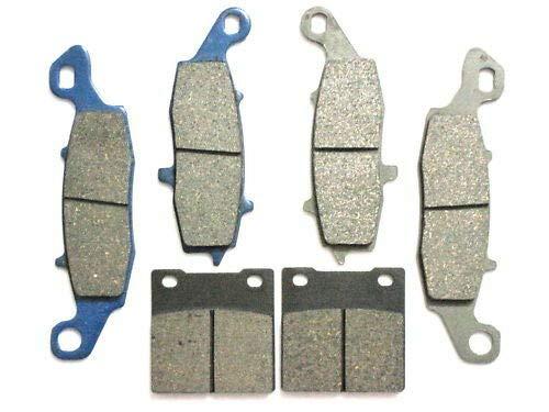 Pastiglie Freno Anteriore e Posteriore per Modelli 99-02 SV650S SV 650 S FidgetGear