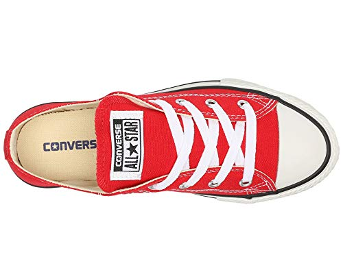 Ox Converse Can Adulto Sneaker Rosso Unisex Bianco M7652 Optic As S775qxPwg