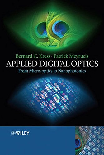 Applied Digital Optics: From Micro-optics to Nanophotonics