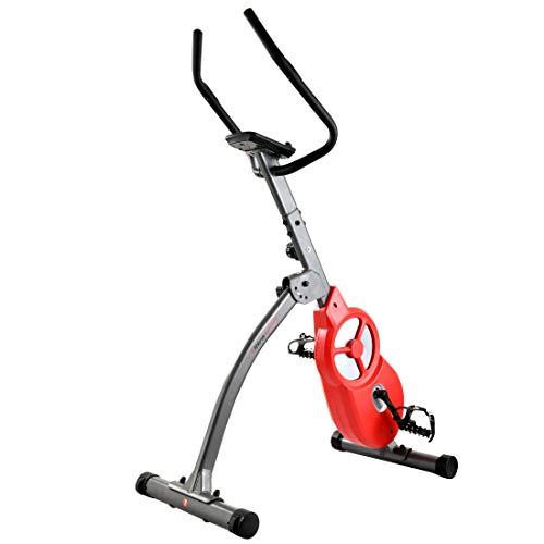 Ultrasport F-Bike PRO Ergómetro, Professional Bicicleta Estática, Aparato Doméstico, Bicicleta Fitness con consola y…