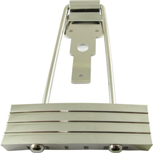 Tailpiece - Kluson, Trapeze, Nickel KLUSON® Klu-1392