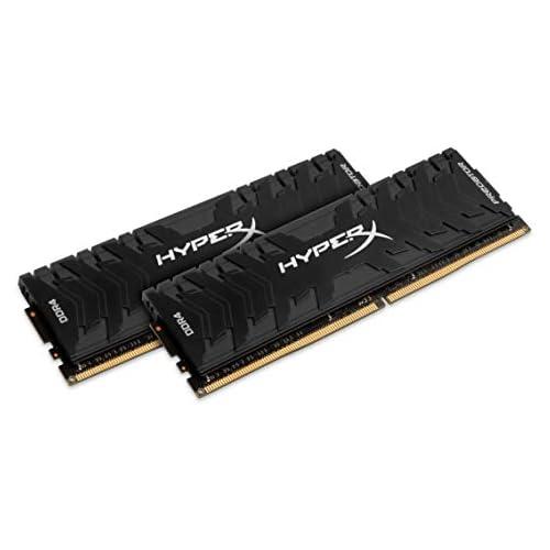 chollos oferta descuentos barato HyperX Predator Memoria RAM de 32 GB DDR4 Kit 2 x 16 GB 3200 MHz CL16 DIMM XMP HX432C16PB3K2 32