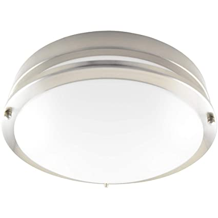 Luxrite 16 Inch Emergency LED Light Fixture, 26W, 4000K (Cool White ...