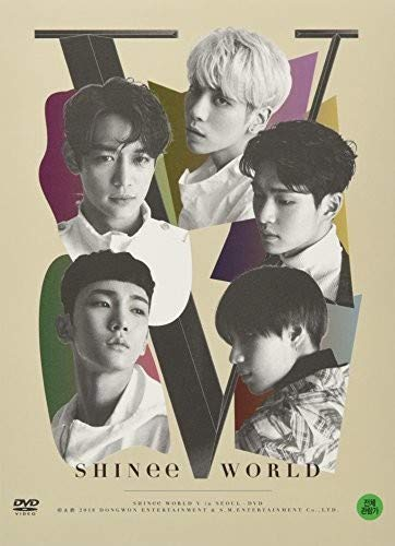 Which is the best shinee world v dvd?