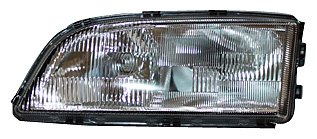 - TYC 20-5410-00 Volvo Driver Side Headlight Assembly