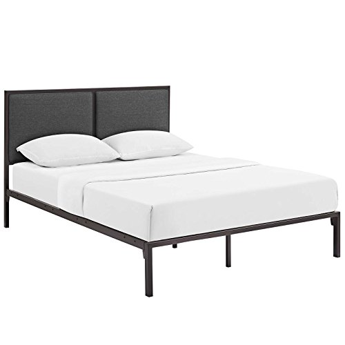 410vOjxXULL - Modway Della Fabric Bed