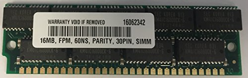 Simm 30 Pin Computer Memory - 16MB Parity 30 PIN SIMM for Sun Microsystems SPARCserver 630MP