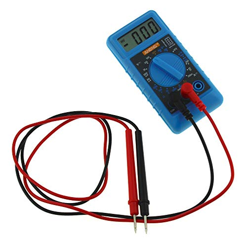 Multimeters - Aneng Mini Digital Multimeter With Buzzer Overload Protection Pocket Voltage Ampere Ohm Meter Dc Ac - Jukebox Buzzer Pocket Repair Tone Multimet Arduino Multimetr Supply Amper Power