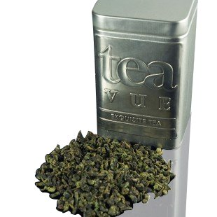 Tea Vue Premium Oolong Loose Leaf Supreme Ti Kwan Yin (Iron Goddess of Mercy) from Anxi County, Fujian Province, NET WT 3.35 ounces (95 g)
