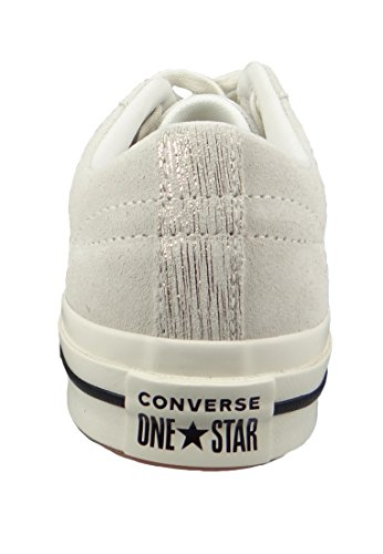 Lifestyle Suede Shoes Gold Star Adults' 281 One Unisex Black Fitness Converse White Ox Egret YExSF4q8w