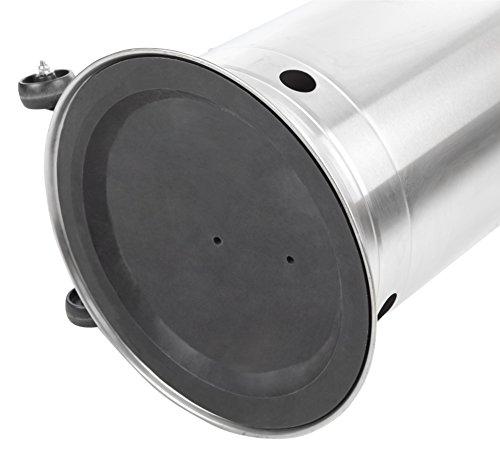 Fire Sense 61436 Stainless Steel Pro Series Patio Heater