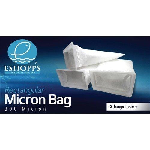 ESHOPPS Micron Bag 300 Micron 3 bags by Eshopps Inc.