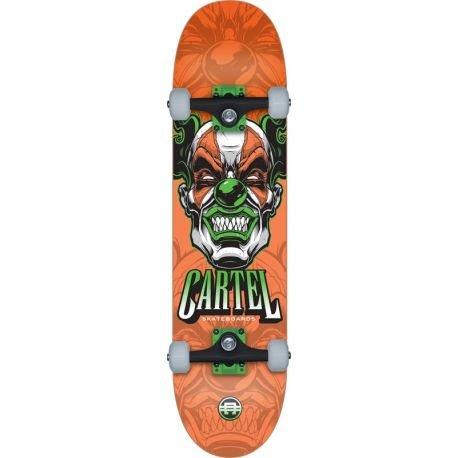 Cartel Skate completo 8 This naranja, naranja, 8