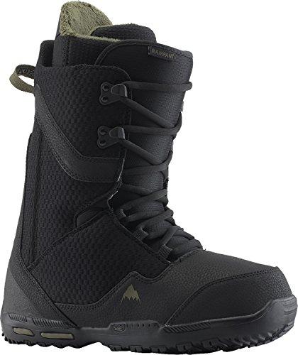 Burton Rampant Snowboard Boots Black Sz ()