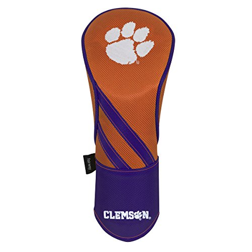 Team Effort Clemson Tigers Fairway Headcover