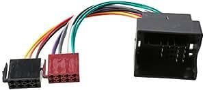 Connects2 CT20FD05 - Cable adaptador para radio de coche Ford Mondeo / Fiesta / Fusion / Focus C-Max / Focus S-Max (importado)