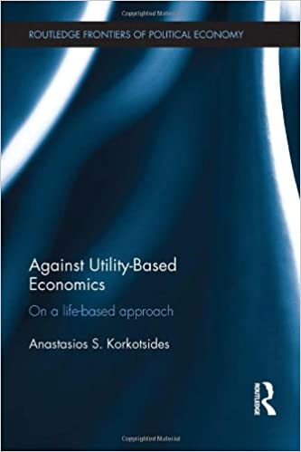 against utility based economics korkotsides anastasios s