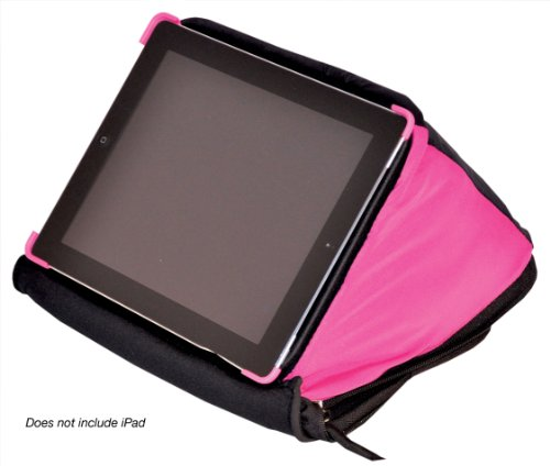 Fairfield Premium Black/Pink Zebra Lappy Kit with Steady Snap ()