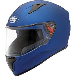 Studds Thunder Full Face Helmet Matt Blue L