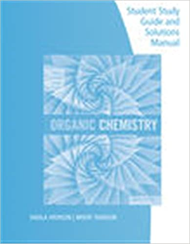 Amazon student study guide and solutions manual for brown student study guide and solutions manual for browniversonanslynfootes organic chemistry 8th edition 8th edition fandeluxe Images