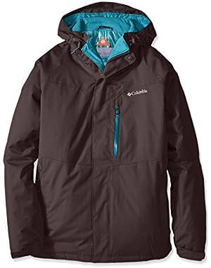 Columbia Men's Alpine Action Jacket, New Cinder, 2X/Tall