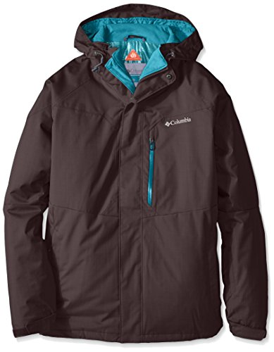 Columbia Men's Alpine Action Jacket, New Cinder, Large