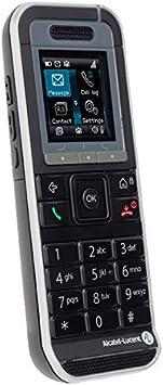 Alcatel-Lucent 8232 - Teléfono (DECT, Escritorio, Auricular, -10 ...