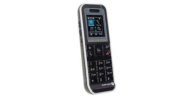 Alcatel-Lucent 8232 - Teléfono (DECT, Escritorio, Auricular ...