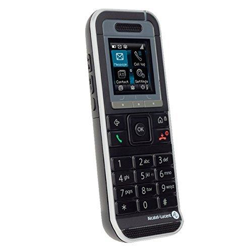 Alcatel-Lucent 8232 - telephones (DECT, Desk, Black, Handset, -10 - 45 °C, IEC, CAN/CSA-22.2)